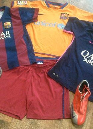 Барса (испания) - детский футбольный комплект