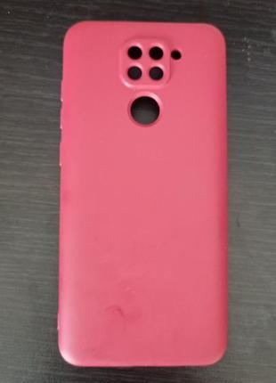 Xiaomi redmi note 9 чехол