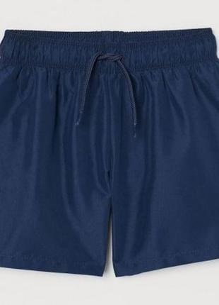 Пляжные шорты р.122-140 (арт.157001)