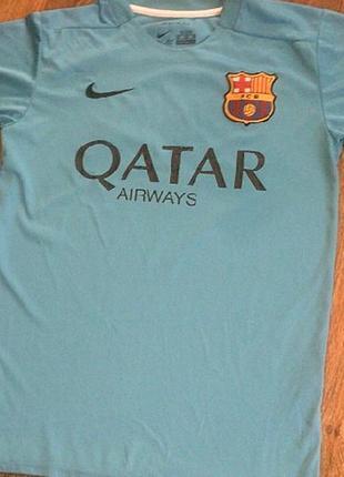 Комплект футболок барса (испания) 4 шт.