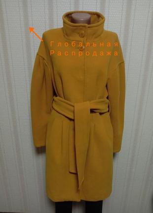 Брендовое пальто kira plastinina