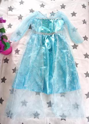 Плаття/сукня ельзи, 2-3 рочки