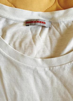 Prada футболка, оригинал, бренд
