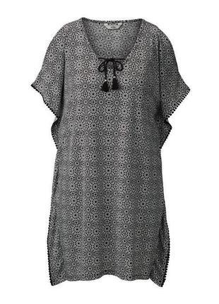 Фирменное пляжное платье-туника от tcm tchibo.германия.