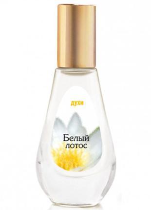Цветочные духи dilis parfum белый лотос
