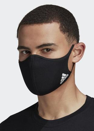 Маски adidas originals face cover 3 units