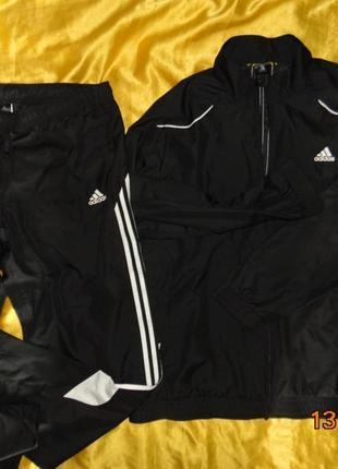 Спортивний легкий оригинальний костюм adidas адидас .хл-2хл
