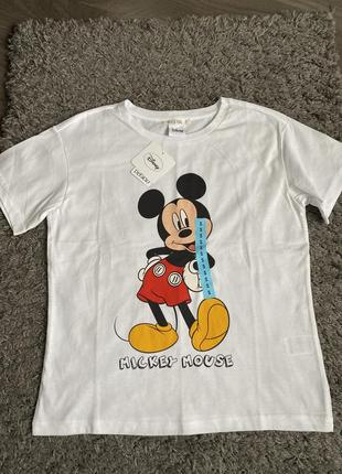 Трендова футболка mickey mouse!