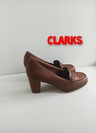 Туфли лоферы кожа туфлі