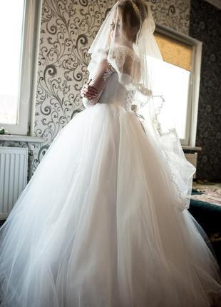 Сукня весільна3 фото