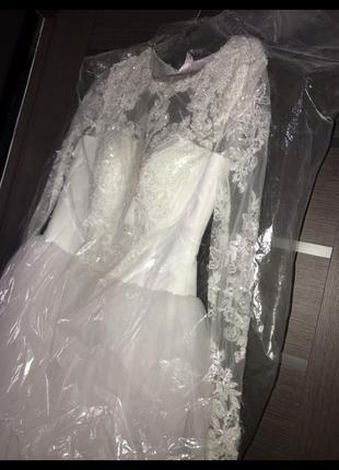 Сукня весільна6 фото