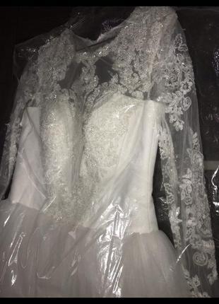 Сукня весільна7 фото