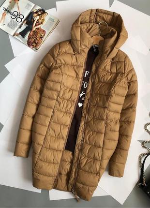 Новая обалденная стеганая куртка reserved (весна-осень)