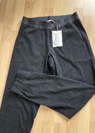 Блестящие штаны