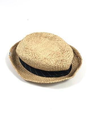 Шляпа - панама ombré vans stussy кепка головной убор бейсболка