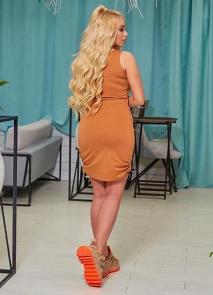 Женский комплект платье и болеро3 фото