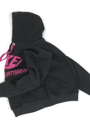 Vintage nike swoosh tech fleece zne hoodie кофта худи свитшот с капюшоном