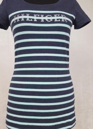Tommy hilfiger х/б футболка