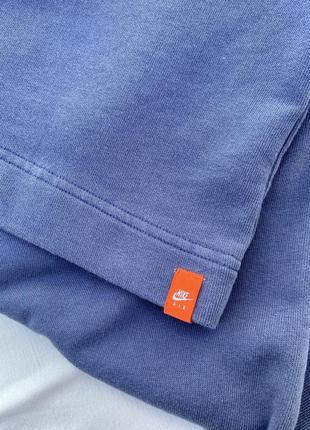 Оригинальные широкие спортивные штаны от nike6 фото