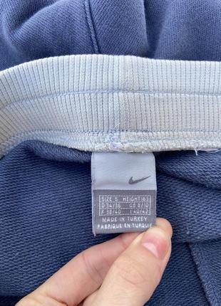Оригинальные широкие спортивные штаны от nike7 фото