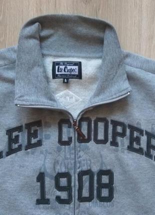 Кофта оригинальная lee cooper размер l (50-52/3), состояние хорошее.