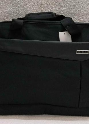 Дорожная большая сумка (черная) 21-04-026