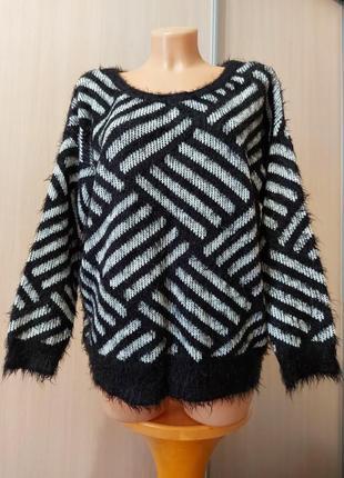 Новый свитерок травка s-m