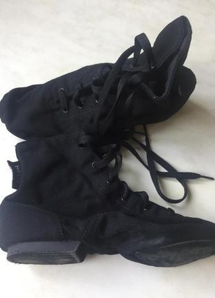 Джазовки- обувь для танцев sansha qi 904 9 и