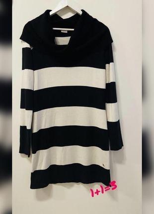 Удлиненный свитерок-платье esprit p.xl #1733 sale❗️❗️❗️