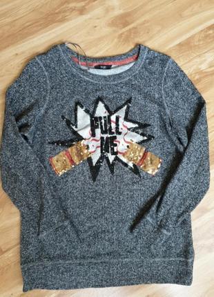 Свитшот свитер f&f