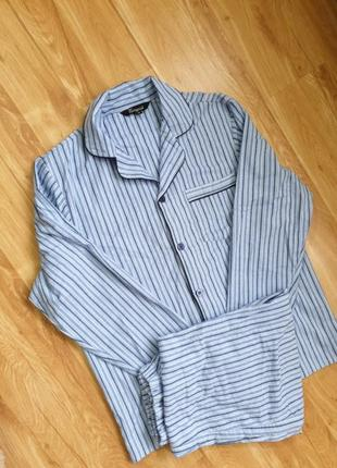 Пижама байковая