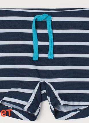 В наличии. плавки,  шорты,  4-6 лет,  104-116  см.  h&m