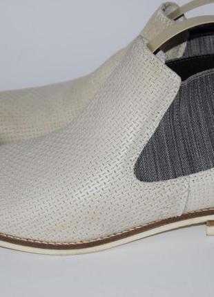 Ботинки blue cox