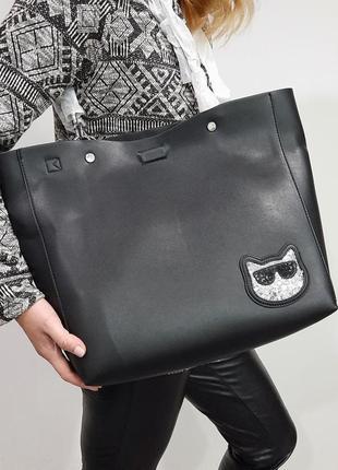 Женская сумка karl lagerfeld