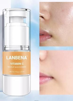 База-эссенция под макияж с витамином с lanbena
