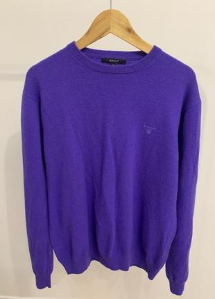 Свитер светр мужской кофта gant
