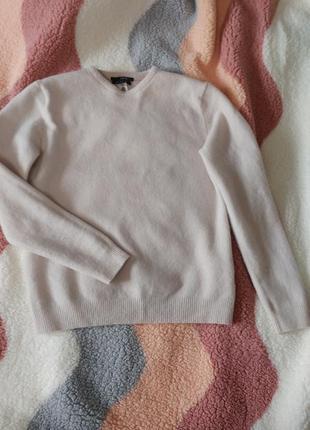 Классный свитер джемпер шерсть hema