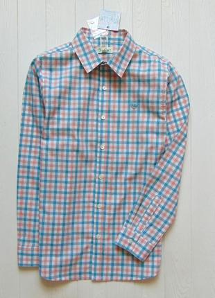 Trasluz (испания). шикарная рубашка для парня 16-18л