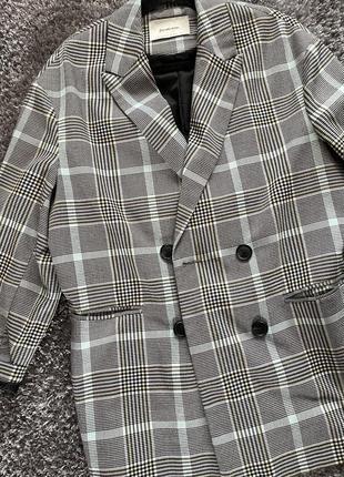 Пиджак 2021 свободный крой stradivarius