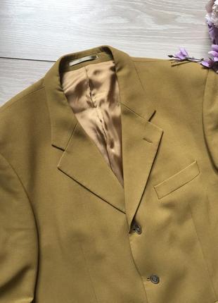 Желтый пиджак fellini xl