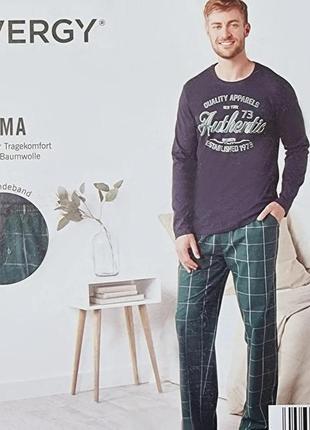 Мужская пижама (домашний костюм), размер m