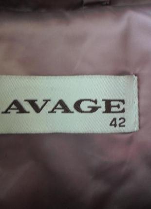 Пальто savage 42р5 фото