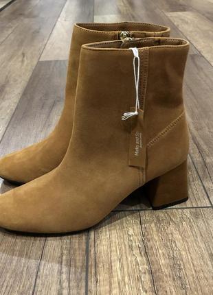 Стильные ботинки marks & spencer