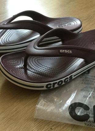 Мужские кроксы crocs (оригинал), м10