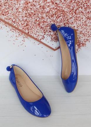 Шикарные туфли, балетки 35, 36 размера