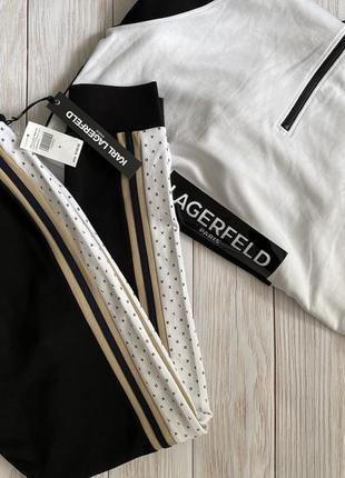 Спортивний костюм karl lagerfeld! оригінал! сша!