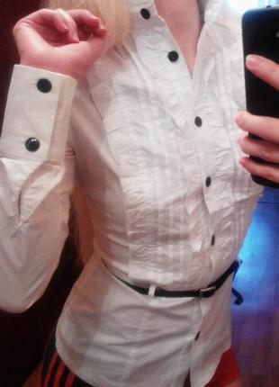 Блуза рубашка новая