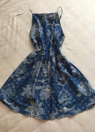 Платье new look на бретельках