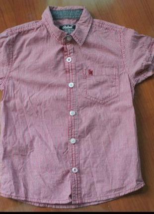 Распродажа! стильная рубашечка в клетку