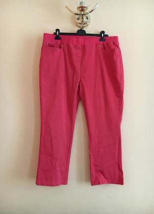 Батал большой размер стильные штаны штаники брюки брючки джегинсы